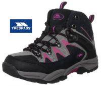 Кожаные ботинки TRESPASS