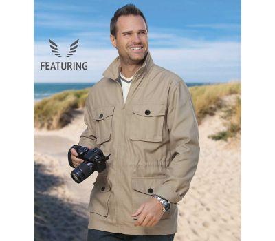 Featuring куртки