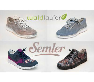 обувь Semler Waldläufer